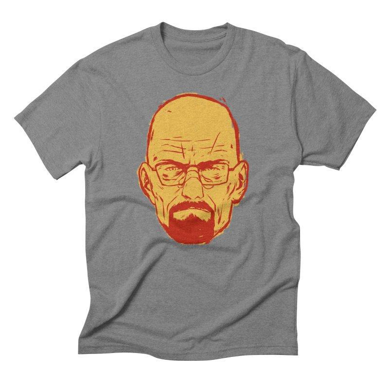 Heinsenberg Men's Triblend T-shirt by hafaell's Artist Shop
