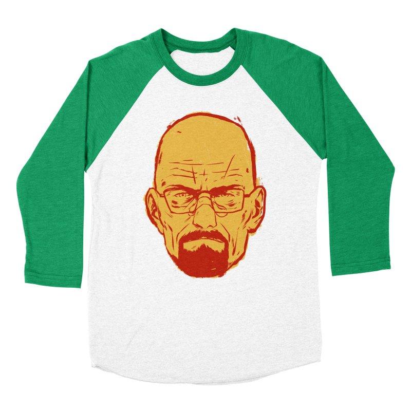 Heinsenberg Women's Baseball Triblend Longsleeve T-Shirt by hafaell's Artist Shop