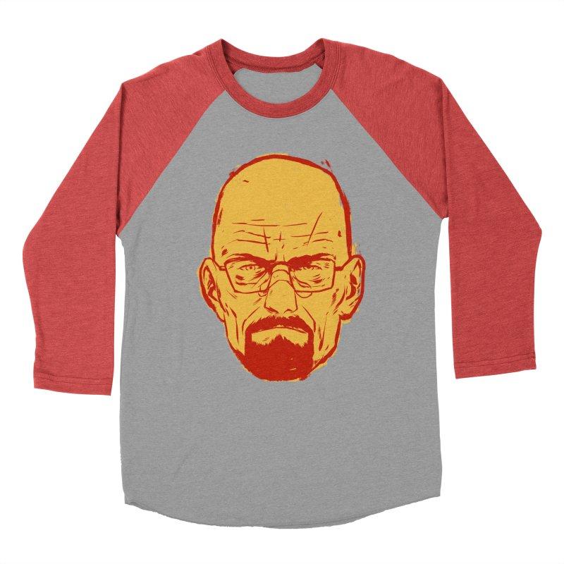 Heinsenberg Women's Baseball Triblend T-Shirt by hafaell's Artist Shop
