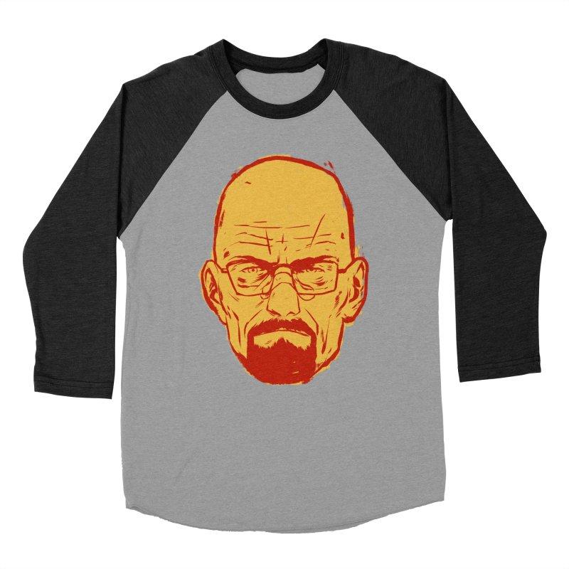 Heinsenberg Men's Baseball Triblend T-Shirt by hafaell's Artist Shop