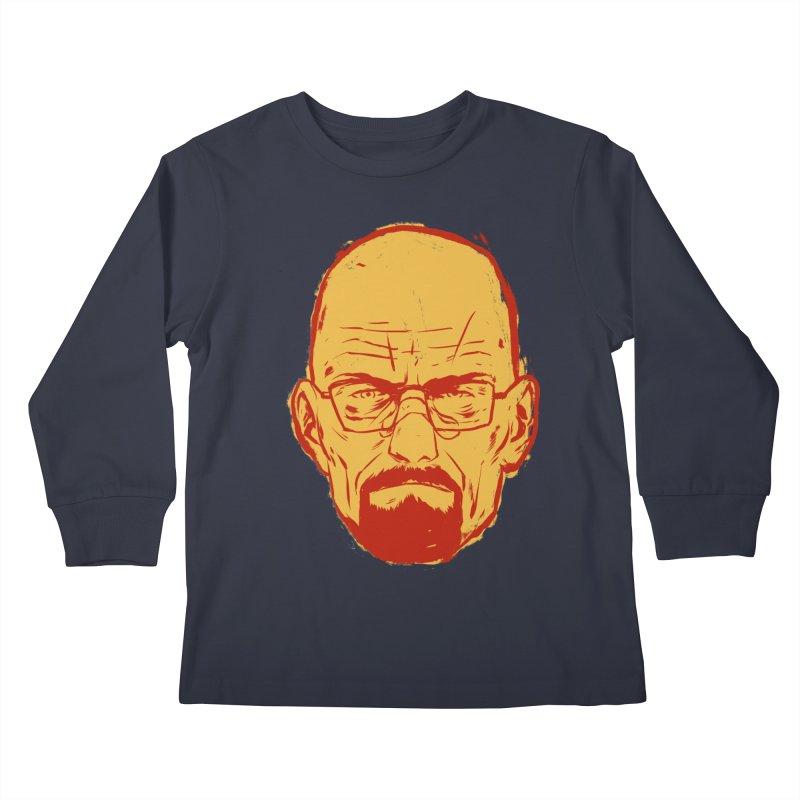 Heinsenberg Kids Longsleeve T-Shirt by hafaell's Artist Shop