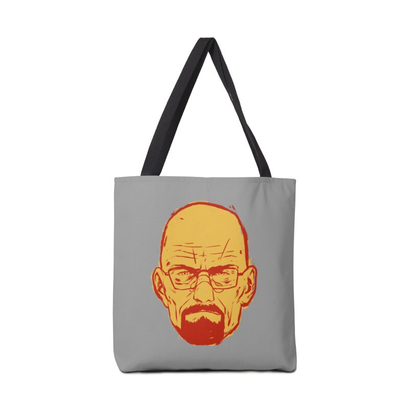 Heinsenberg Accessories Tote Bag Bag by hafaell's Artist Shop