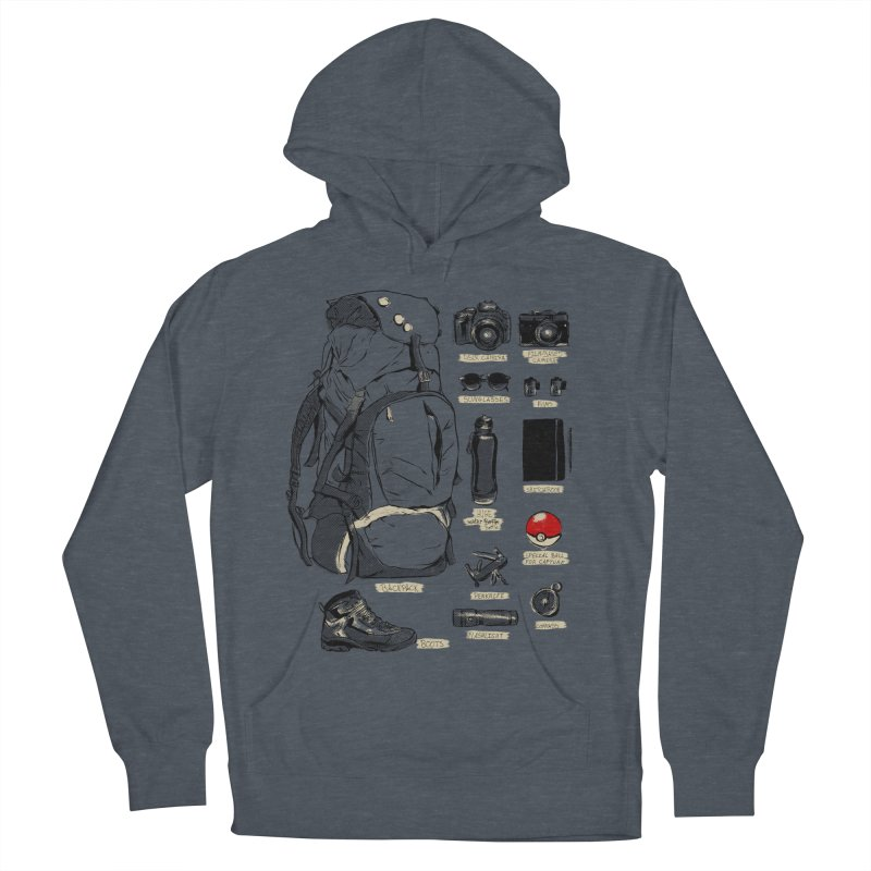The Explorer Kit Women's Pullover Hoody by hafaell's Artist Shop