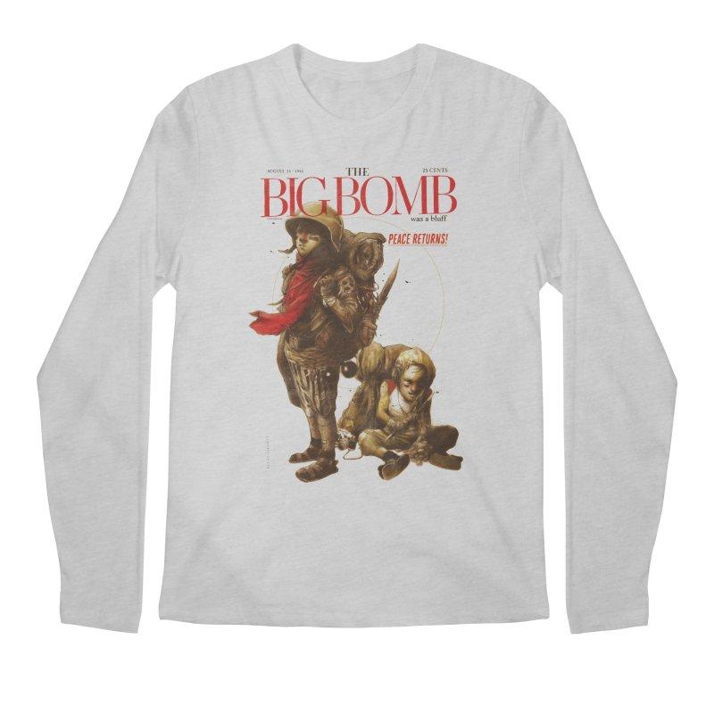 Newborn Army Men's Regular Longsleeve T-Shirt by hafaell's Artist Shop