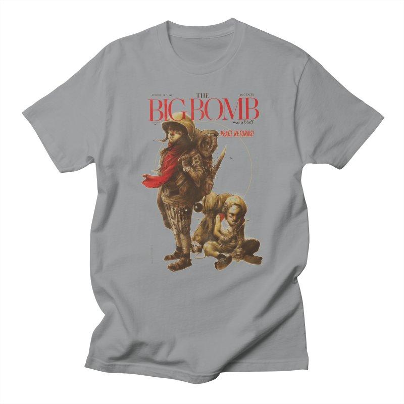 Newborn Army Men's Regular T-Shirt by hafaell's Artist Shop