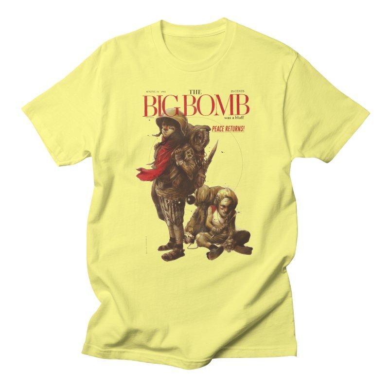Newborn Army Men's T-shirt by hafaell's Artist Shop
