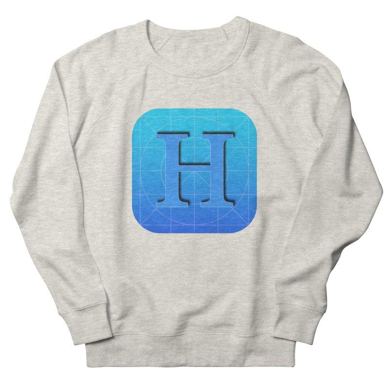 Hagent named logo Women's French Terry Sweatshirt by Russia 2018 Artist Shop