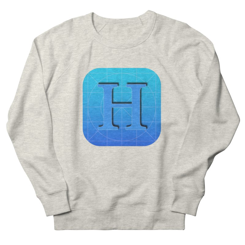 Hagent named logo Men's French Terry Sweatshirt by Russia 2018 Artist Shop