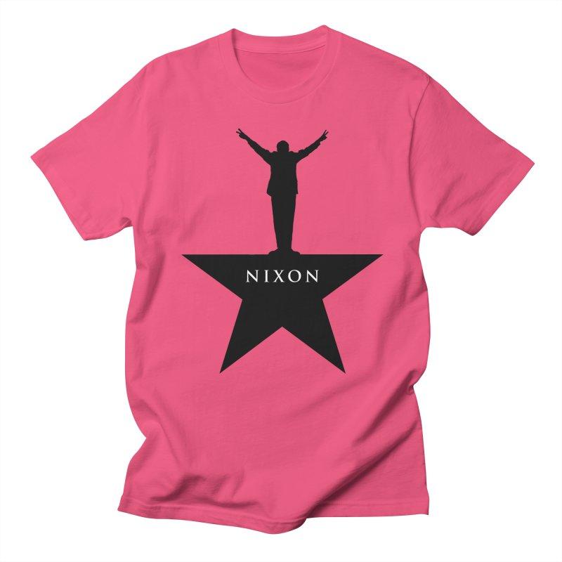 Nixon: An American Musical Men's T-Shirt by Hail to the Tees