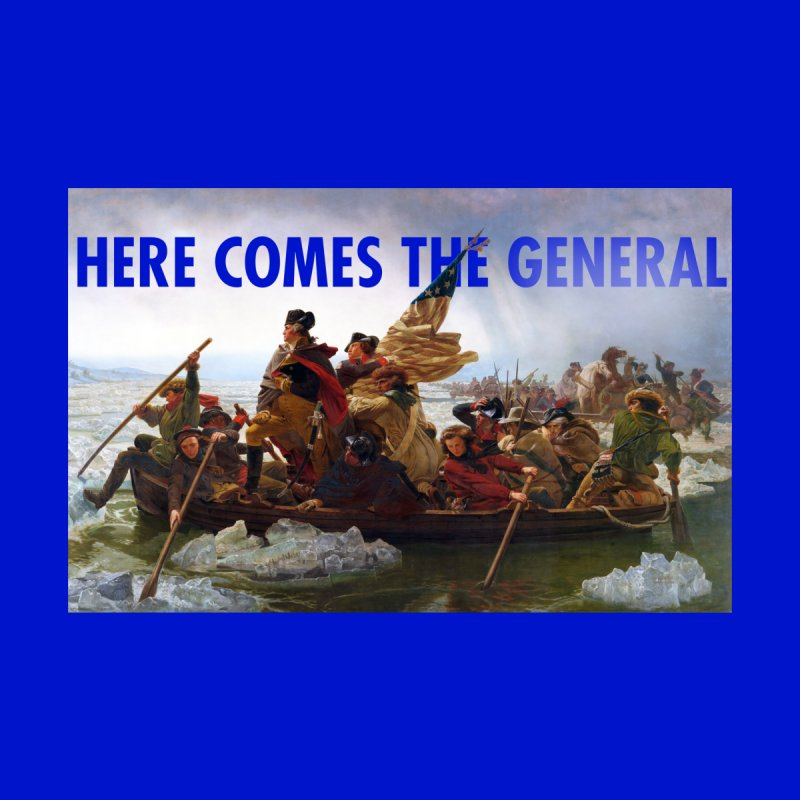 George Washington: Here Comes the General Men's T-Shirt by Hail to the Tees