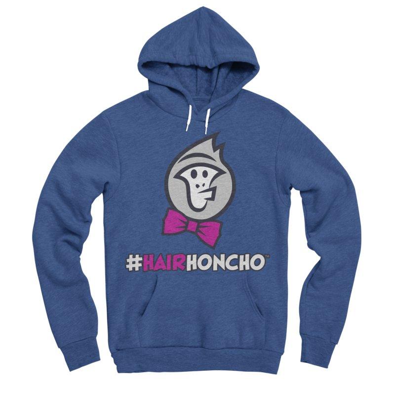HairHoncho gear Women's Sponge Fleece Pullover Hoody by Hairhoncho Gear