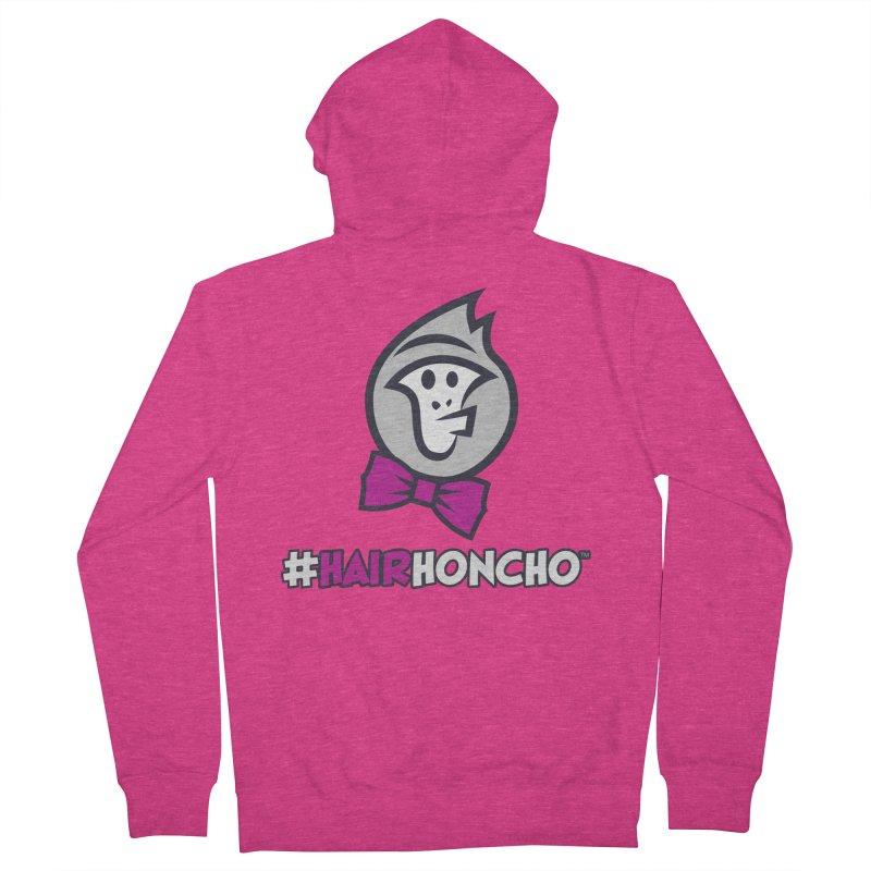 HairHoncho gear Women's Zip-Up Hoody by Hairhoncho Gear