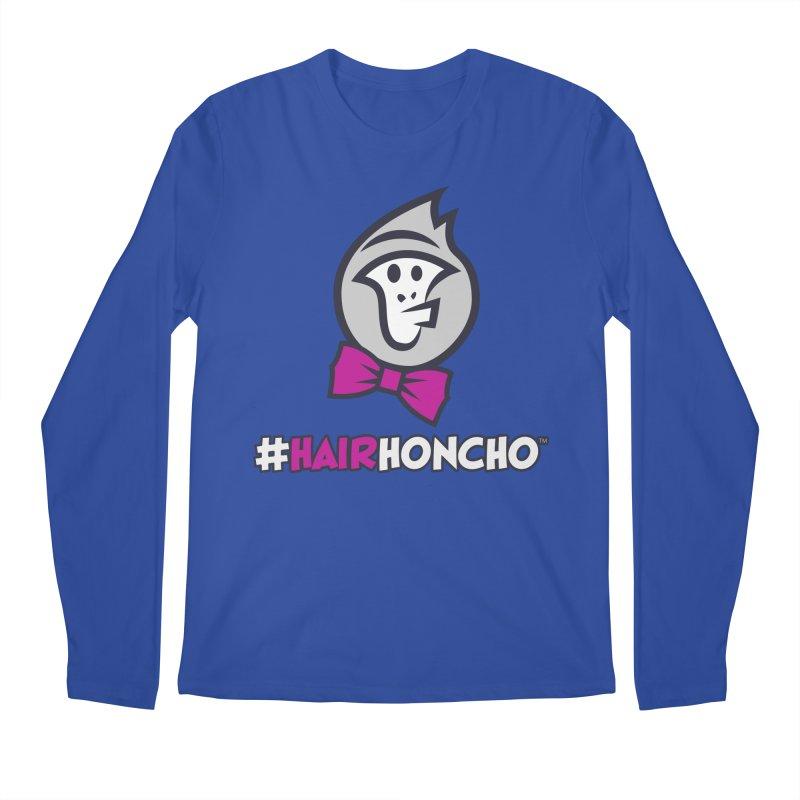 HairHoncho gear Men's Regular Longsleeve T-Shirt by Hairhoncho Gear