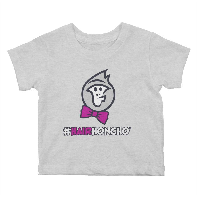 HairHoncho gear Kids Baby T-Shirt by Hairhoncho Gear