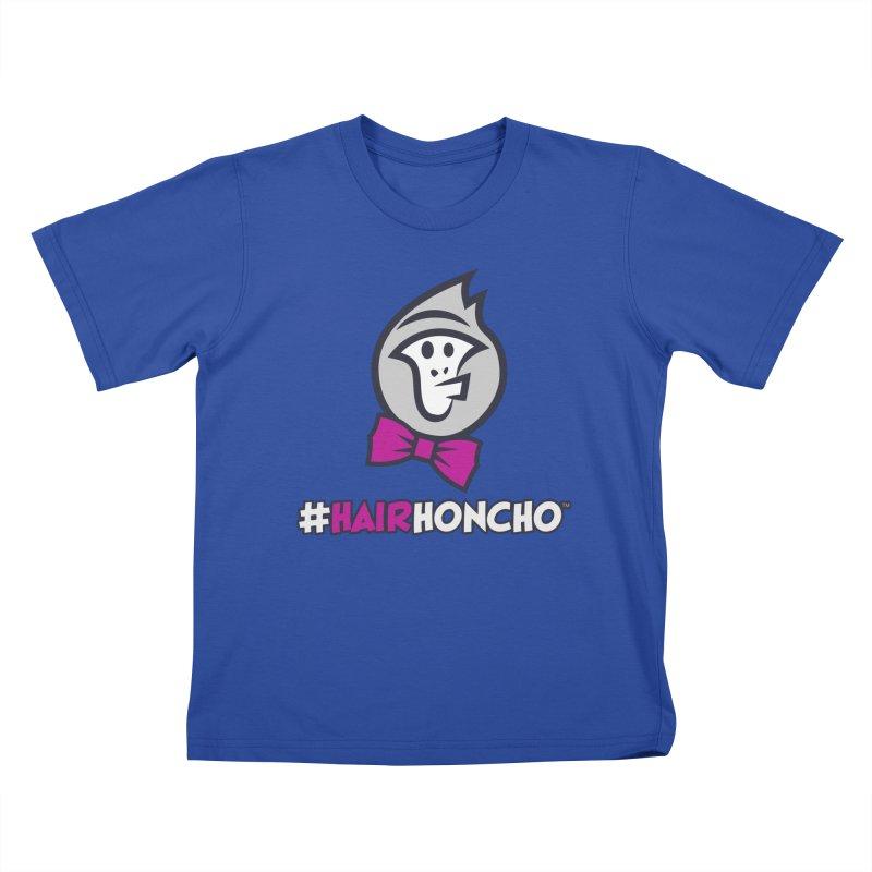 HairHoncho gear Kids T-Shirt by Hairhoncho Gear