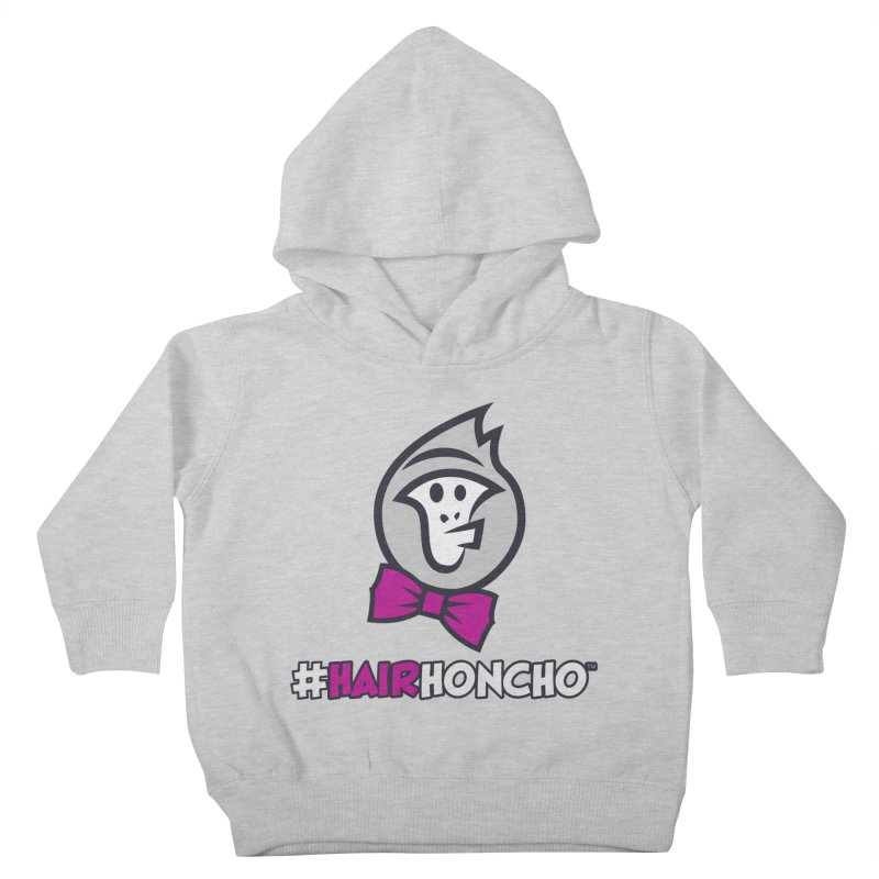 HairHoncho gear Kids Toddler Pullover Hoody by Hairhoncho Gear