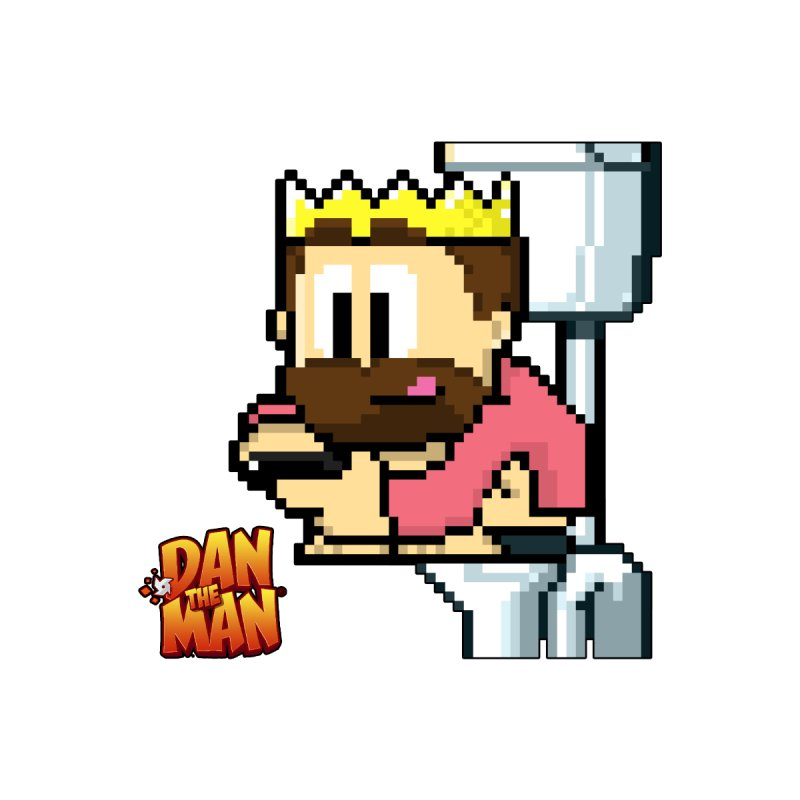 King on Phone Accessories Phone Case by Halfbrick - Official Store