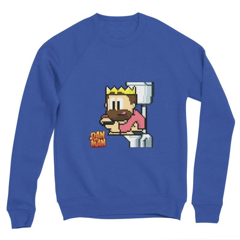 King on Phone Men's Sweatshirt by Halfbrick - Official Store