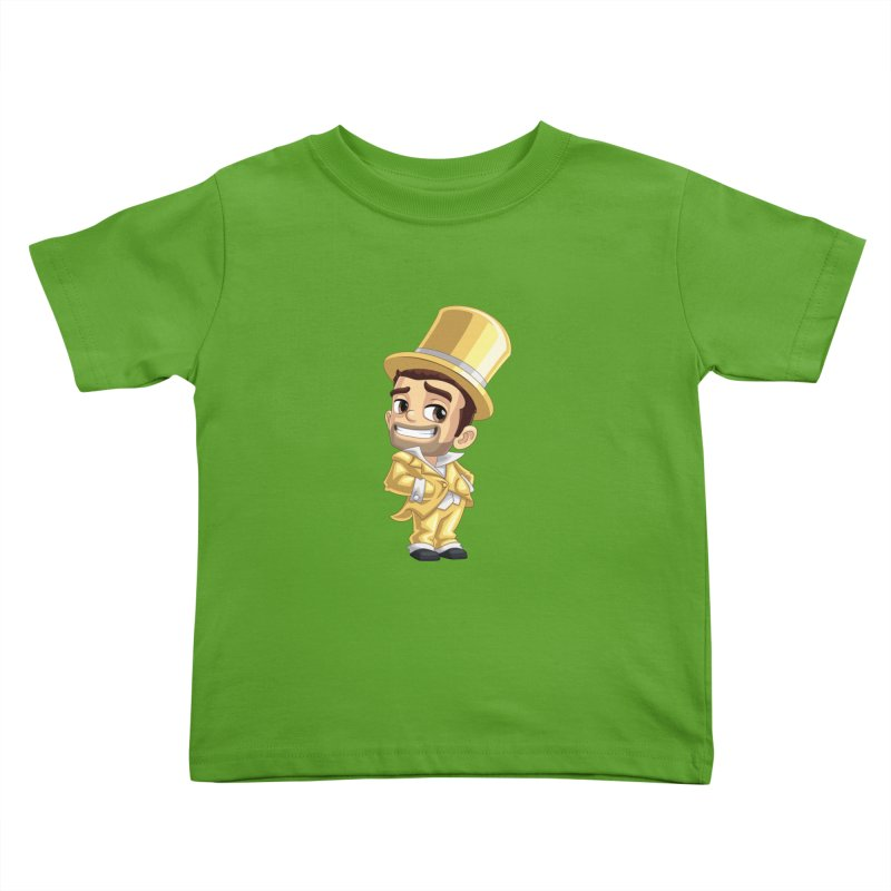 Bling it On Kids Toddler T-Shirt by Halfbrick - Official Store