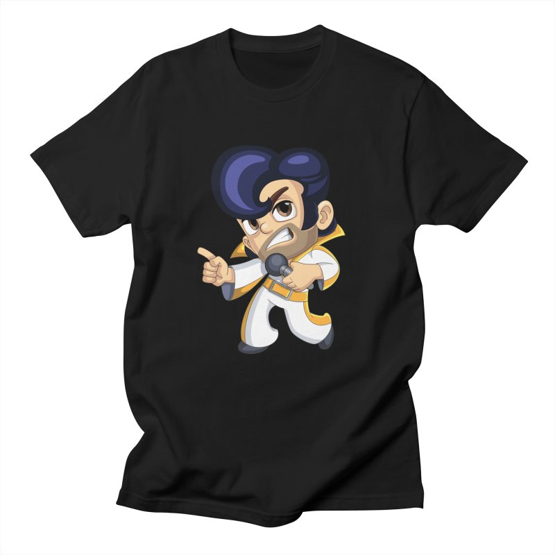 Elvis Barry Men's T-Shirt by Halfbrick - Official Store