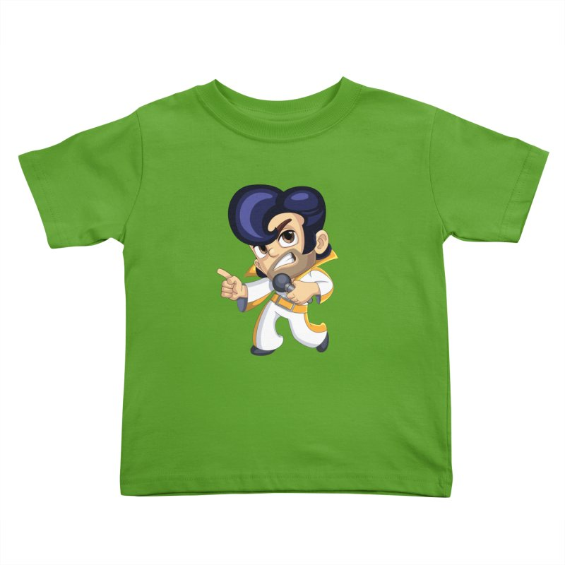 Elvis Barry Kids Toddler T-Shirt by Halfbrick - Official Store