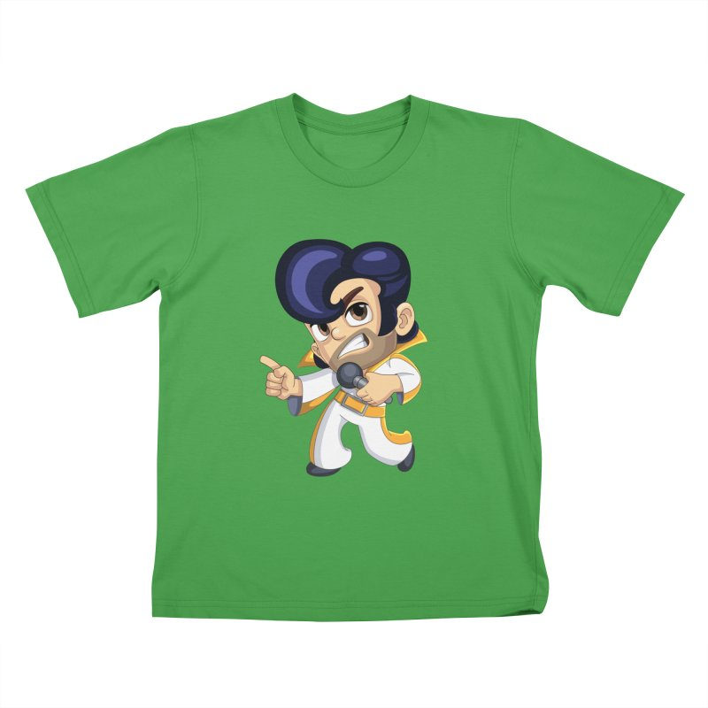 Elvis Barry Kids T-Shirt by Halfbrick - Official Store