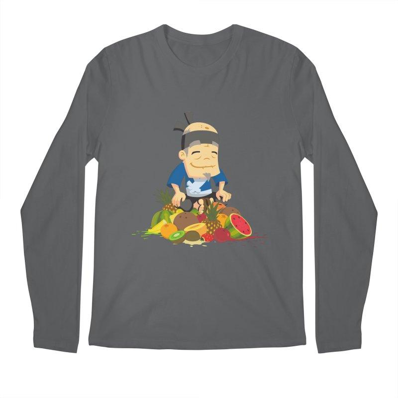 Sensei's Pile Men's Longsleeve T-Shirt by Halfbrick - Official Store