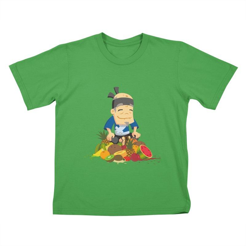 Sensei's Pile Kids T-Shirt by Halfbrick - Official Store