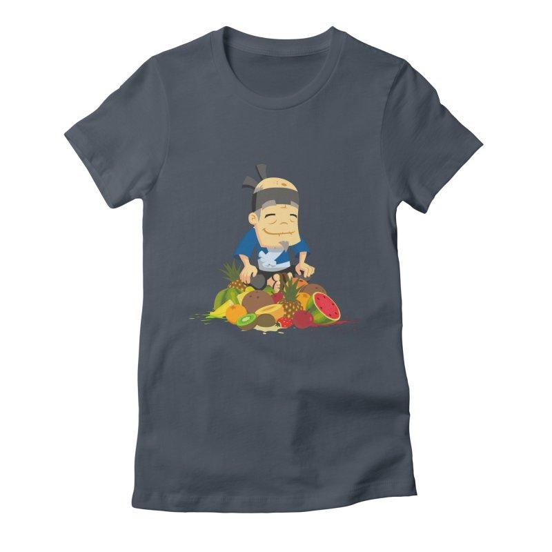 Sensei's Pile Women's T-Shirt by Halfbrick - Official Store