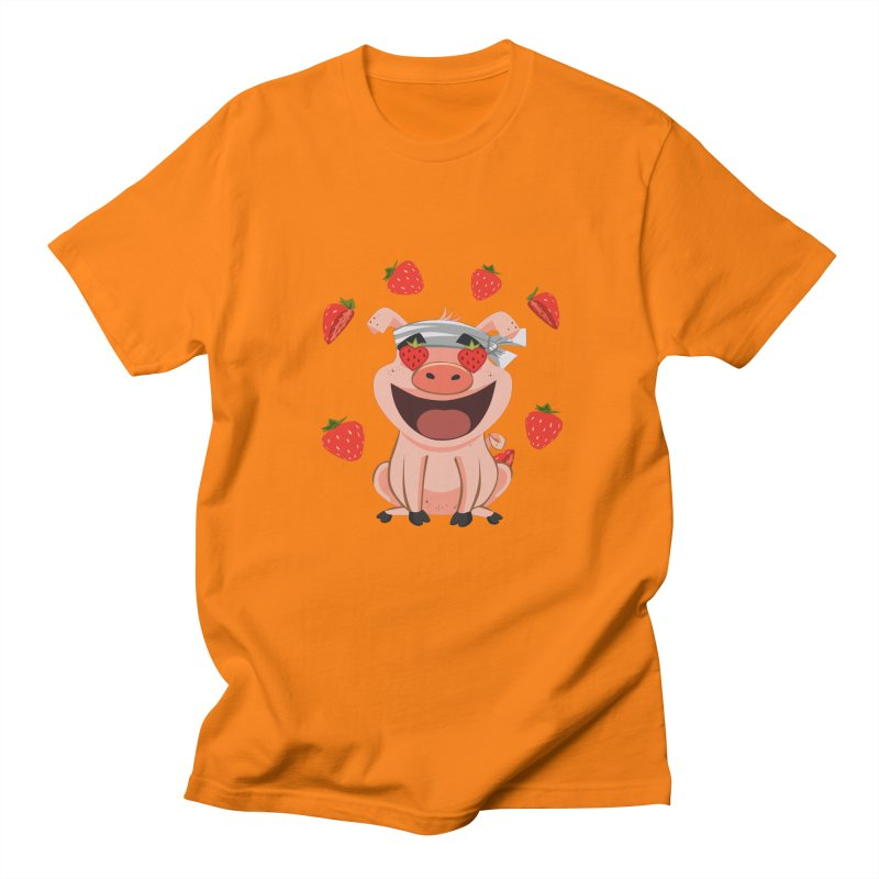 Truffles Love Men's T-Shirt by Halfbrick - Official Store