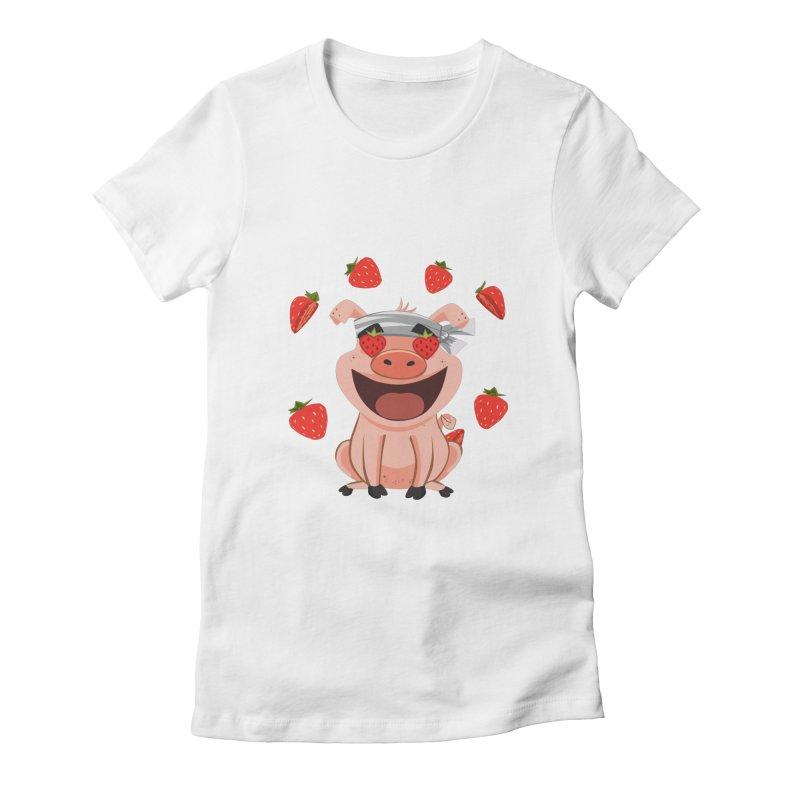 Truffles Love Women's T-Shirt by Halfbrick - Official Store