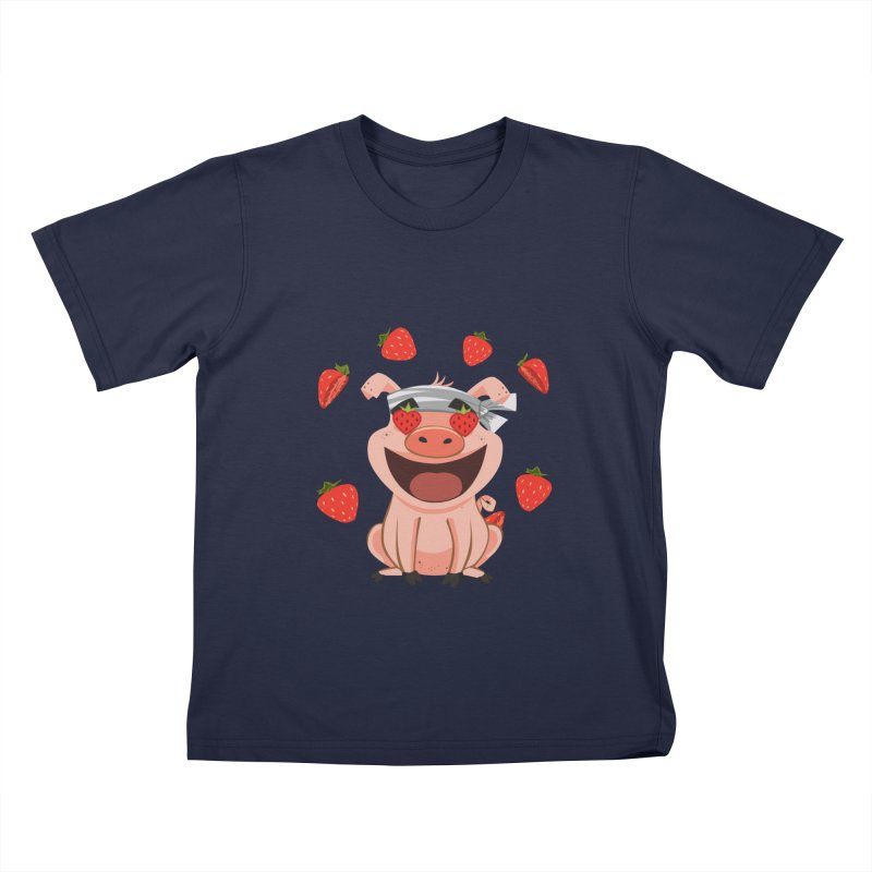 Truffles Love Kids T-Shirt by Halfbrick - Official Store