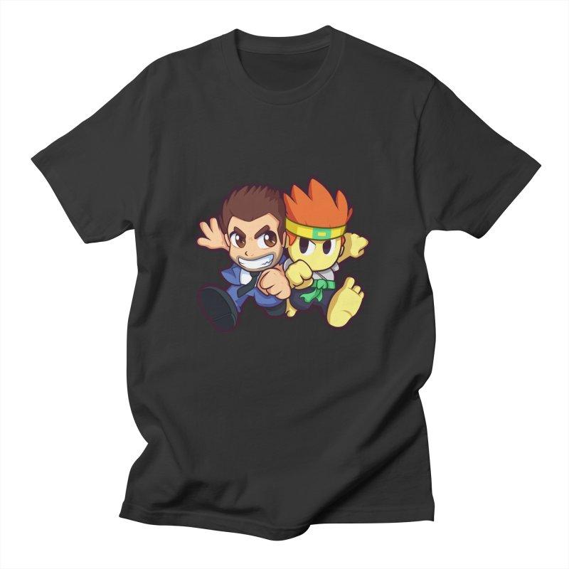 Barry vs Dan Men's T-Shirt by Halfbrick - Official Store