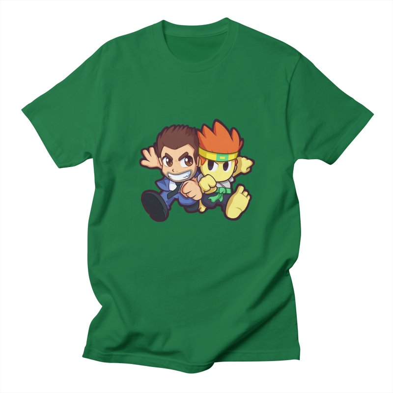 Barry vs Dan Men's T-Shirt by Halfbrick - Official Store