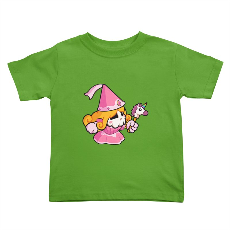 Princess King Kids Toddler T-Shirt by Halfbrick - Official Store