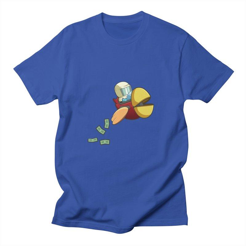 Robot Bird that Shoots Money! Men's T-Shirt by Halfbrick - Official Store