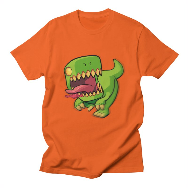 Zombie TREX Men's T-Shirt by Halfbrick - Official Store