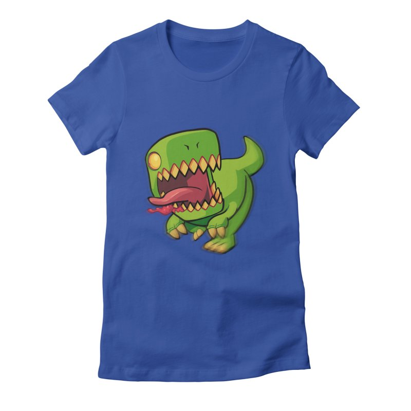 Zombie TREX Women's T-Shirt by Halfbrick - Official Store