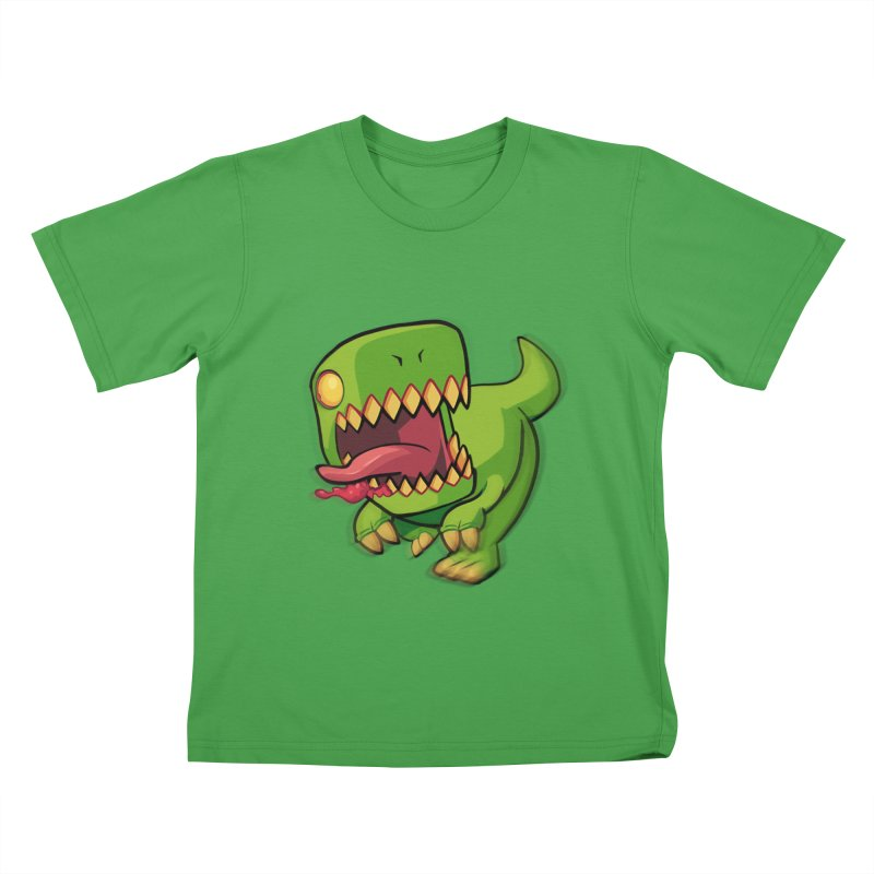 Zombie TREX Kids T-Shirt by Halfbrick - Official Store