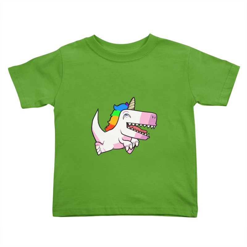Unicorn Kids Toddler T-Shirt by Halfbrick - Official Store