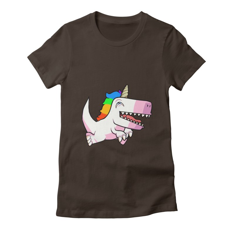 Unicorn Women's T-Shirt by Halfbrick - Official Store