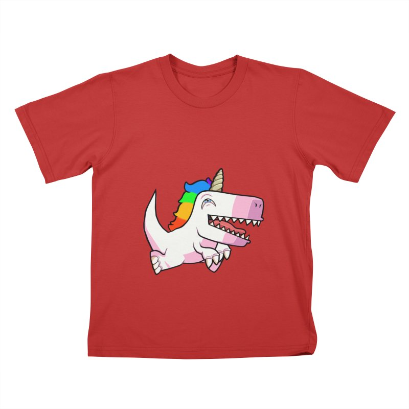 Unicorn Kids T-Shirt by Halfbrick - Official Store