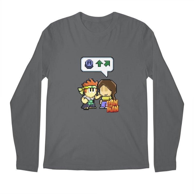 Cheat Code Men's Longsleeve T-Shirt by Halfbrick - Official Store