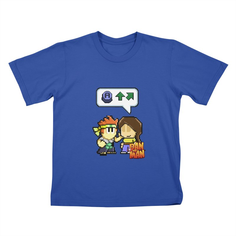 Cheat Code Kids T-Shirt by Halfbrick - Official Store