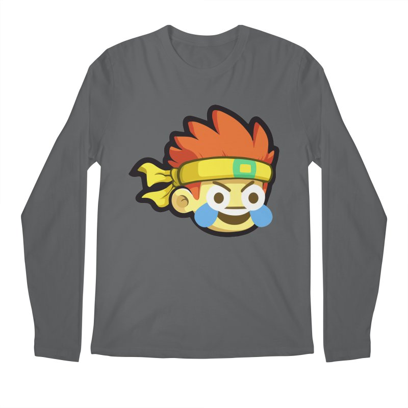 Joy Dan Men's Longsleeve T-Shirt by Halfbrick - Official Store