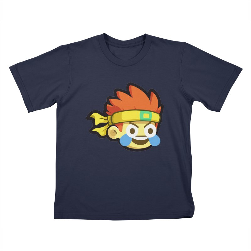Joy Dan Kids T-Shirt by Halfbrick - Official Store