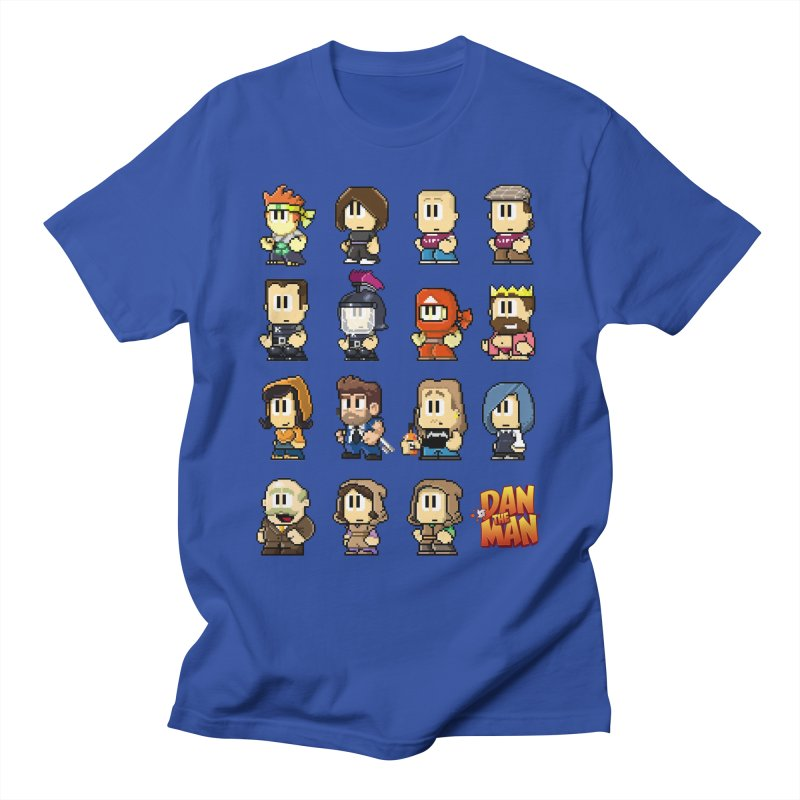 Good Guys.  Bad Guys. Men's T-Shirt by Halfbrick - Official Store