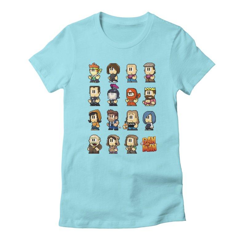 Good Guys.  Bad Guys. Women's T-Shirt by Halfbrick - Official Store