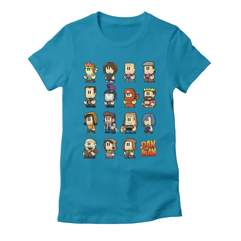 Good Guys.  Bad Guys. Women's  by Halfbrick - Official Store