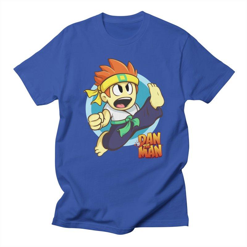 Classic Dan Men's T-Shirt by Halfbrick - Official Store